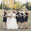 L&I Girls: Little Black Bridesmaids Dresses