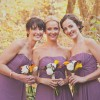 L&I Girls: Dusty Purple Bridesmaids Dresses