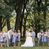 L&I Girls: Watters French Blue Bridesmaids