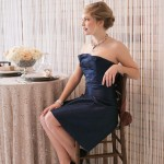 navy blue bridesmaids dresses in utah county