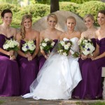 eggplant bridesmaids dresses in utah