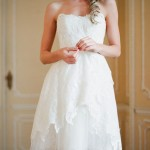 short wedding dresses in utah