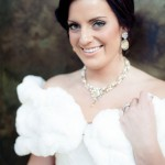 faux fur bridal wraps in utah