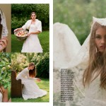 Salt Lake Park City Bride & Groom wedding dress feature