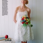 Salt Lake Park City Bride and Groom reception dresses feature