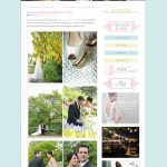 Utah Bride Blog spring weddings feature