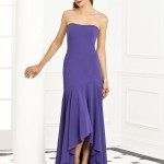 dramatic bridesmaids dresses utah