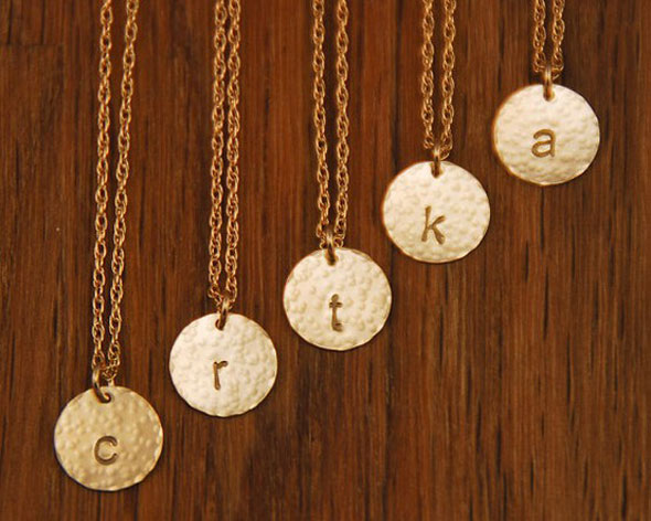 bridesmaids gifts necklace