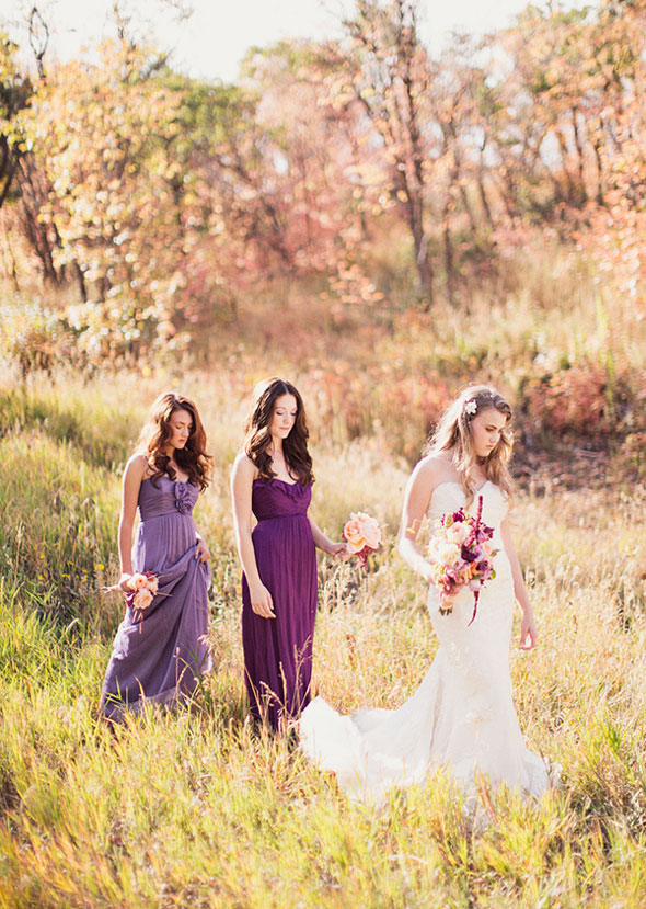 Utah fall wedding inspiration