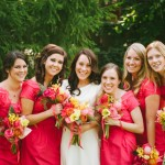 Utah modest bridesmaids dresses