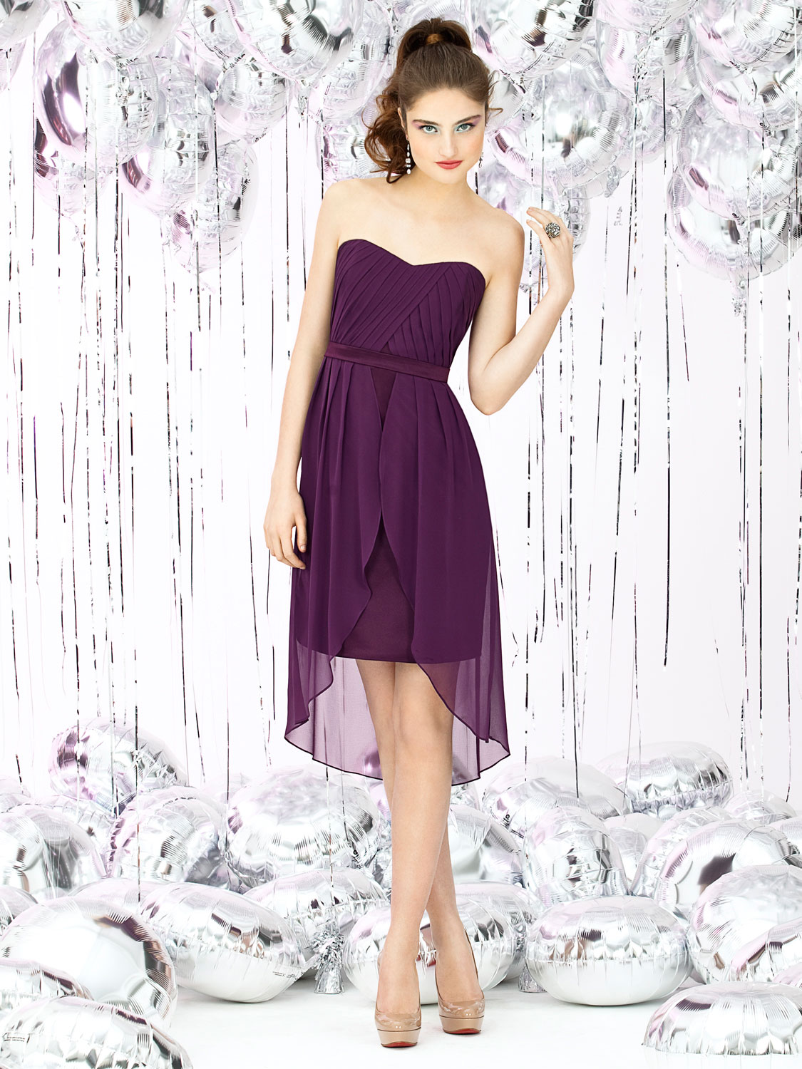 Check out Social Bridesmaids on The Dessy Group website for more color