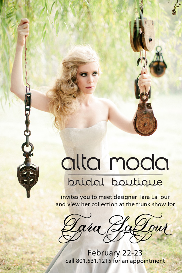 alta moda bridal wedding dresses utah