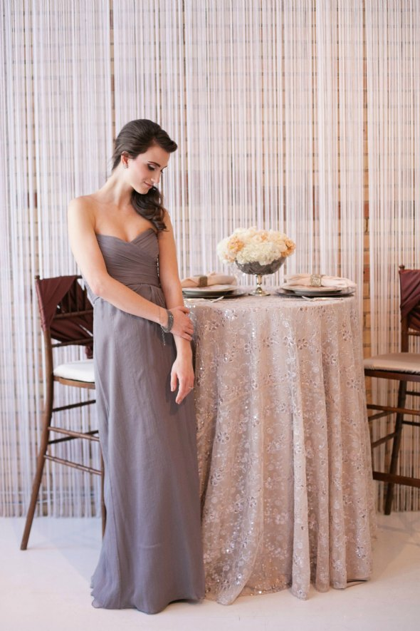 Amsale Bridesmaids Dresses for Utah Weddings