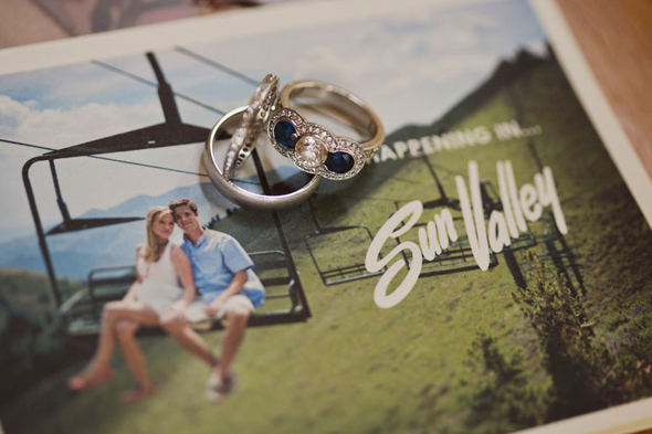summer wedding in Sun Valley Idaho