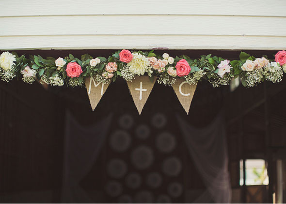 utah summer rustic wedding