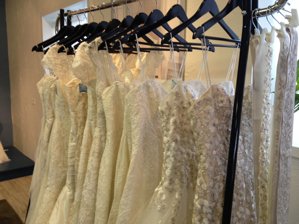 Alta Moda hosts modest wedding gowns by LianCarlo