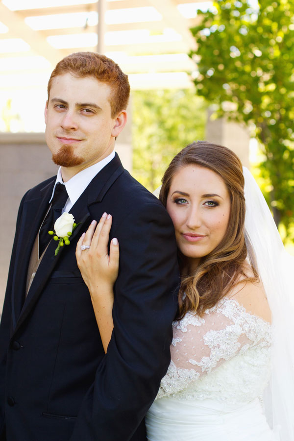 idaho wedding at Holy Aspostles Catholic Church- photo by kate jennings