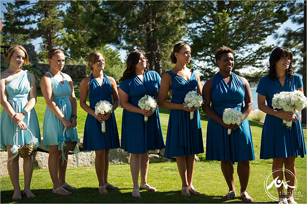dessy twist bridesmaid dresses for beach wedding found at lily & iris in utah