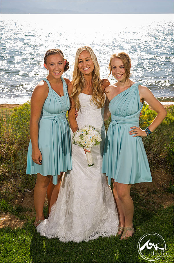 canal blue dessy twist bridesmaid dresses for flower girls
