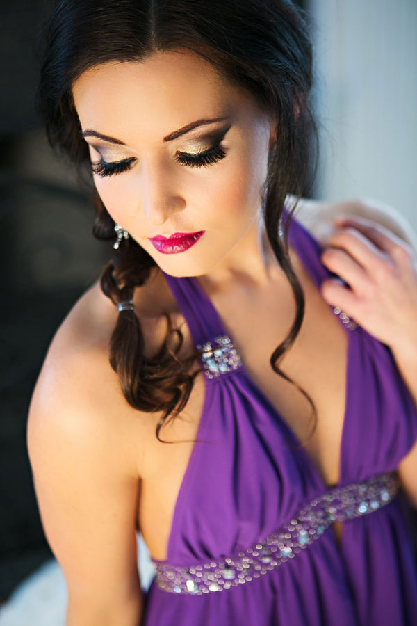 kristen packard professional make up artist does make up for brides and bridesmaids