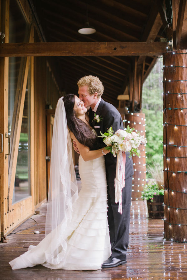 sundance resort hosts rustic wedding in utah- photo by jessica kettle