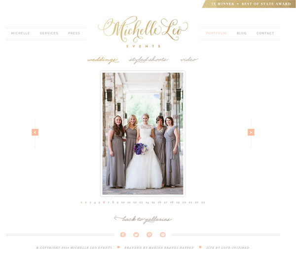 Modest bridesmaids dresses by Amsale