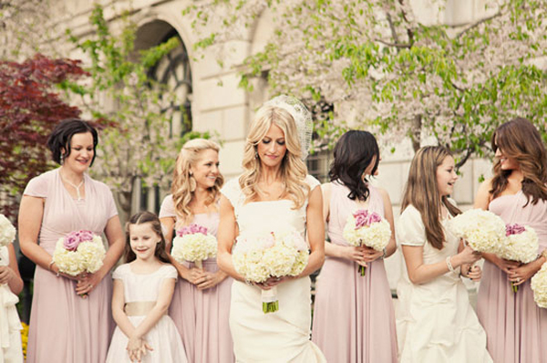 pink-modest-bridesmaids-utah-wedding