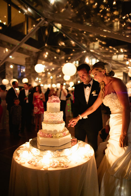 St Regis Deer Valley Utah Blush Wedding